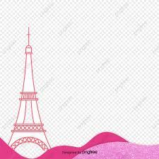 ايفي برج باريس برج الإرسال Png وملف Psd للتحميل مجانا
