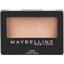 maybelline expert wear eyeshadow makeup
