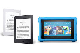 amazon kindle and fire tv tablet deals
