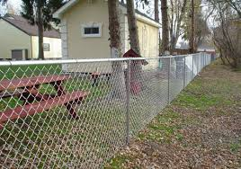 Residential Chain Link Fencing For Buffalo Ny Western New York