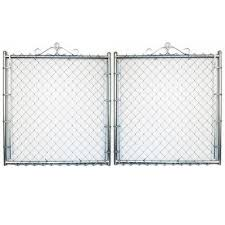 Chain Link Fence Gates At Lowes Com