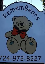 remembears memory bears latrobe