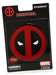 Deadpool Car Emblem