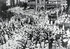 The Non Cooperation Movement - Mahatma Gandhi