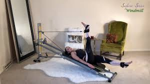 pilates exercises using the total gym