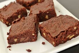 the ultimate brownies with walnuts and