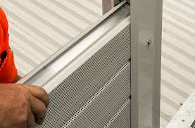 Case Study Sound Absorbing Walls For Rooftop Hvac