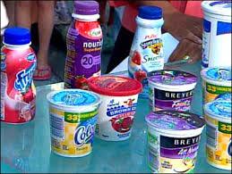 which yogurts are healthiest cbs news