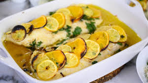 Citrus Baked Cod - TODAY.com