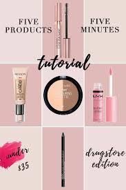 quick everyday makeup tutorial 5