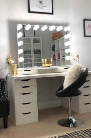 42 makeup vanity table designs to
