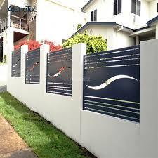 China Customized Aluminum Fence Panels Privacy Fencing Aluminium China Aluminium Fence And Aluminum Fence Price