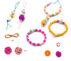 Djeco Juwelen Maken 'Parels en Poppetjes' | Fanthome.com - Fanthome