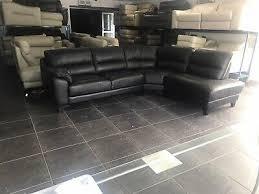 scs sisi italia lloyd black leather