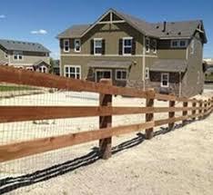 Fencing Installation Repair Aurora Co America Fence Building And Repair Inc