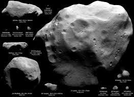 """Resultado de imagen de Lutetia: el asteroide más grande visitado"""""""