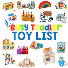 20 best toys for preers busy