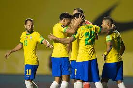 Em jogo de pouca inspiração, Brasil vence Venezuela pelas Eliminatórias da  Copa - AjuNews