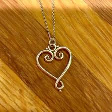 heart pendant paloma picasso