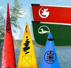 Canoe Decals Kayak Decals By Kanuyak With Tribal Decals Wildlife Decals And Voyageur Decals Kayak Decals White Water Kayak Kayak Camping
