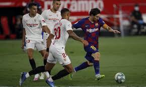Liga, Siviglia-Barcellona 0-0 LIVE: Messi vicino al gol, entra ...