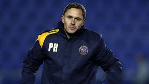 Shrews boss Paul Hurst takes over at Ipswich - Signal 107 ...