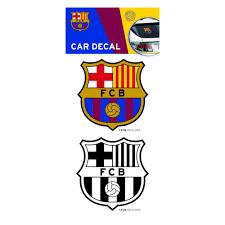 Fc Barcelona Car Decals Wegotsoccer Com