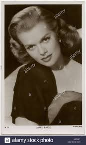 Janis Paige High Resolution Stock Photography and Images - Alamy