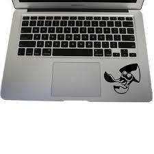 Splatoon Squid Vinyl For Tablet Macbook Trackpad Laptop Car Window Decal Sticker Ebay