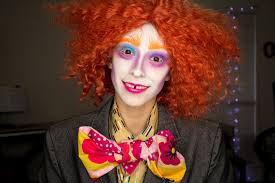 mad hatter makeup tutorial you