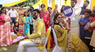indian wedding games for couples and