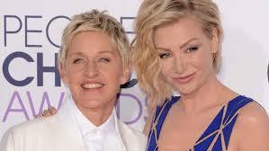 Ellen DeGeneres Shares Selfie in Celebration of 'Wonderful Wife' Portia de  Rossi's 46th Birthday   Entertainment Tonight