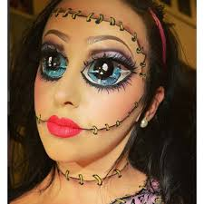 the best halloween makeup ideas from