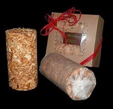 deluxe scented fire starter logs