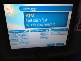 how to use the walmart money p kiosk