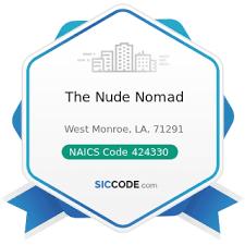 nomad zip 71291 naics 424330