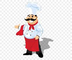 Chef S Uniform Cooking Wall Decal Sticker Png 519x677px Chef Apron Art Cartoon Catering Download Free