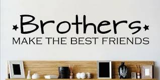 Design With Vinyl Brothers Make The Best Friends Wall Decal Wayfair