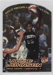 2000 Fleer Ultra WNBA - [Base] - Gold Medallion Edition #16G ...