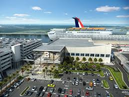 port canaveral cruise terminal 3 is go