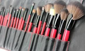 basics 24 piece makeup brush set review