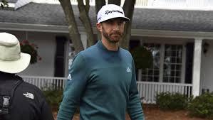 Shocking day at Augusta: Hoffman soars, Johnson sits