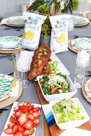 summer party food ideas for a crowd