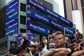 Morgan Stanley names 145 managing directors, its top rank | Financial  Planning