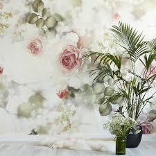 incandescent rose fl wallpaper
