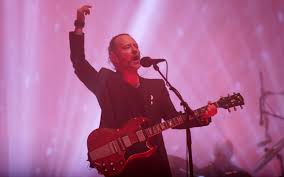 Radiohead at Glastonbury were ...