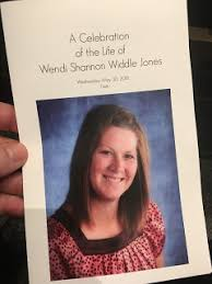 HOOP THOUGHTS: WENDI JONES: HONORING A LIFE WELL LIVED