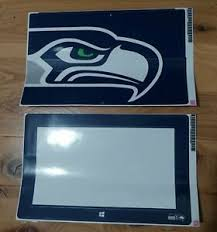 Seattle Seahawks Official Vinyl Decal Skin For Microsoft Surface Pro 2 Rt Tablet Ebay