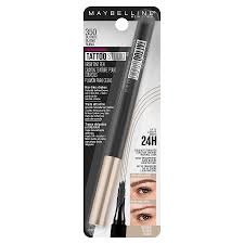maybelline tattoostudio brow tint pen