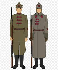 russian civil war military uniforms